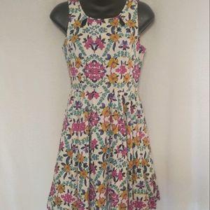 J. Taylor Floral Dress Size 4